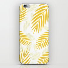 gold paradise iPhone & iPod Skin