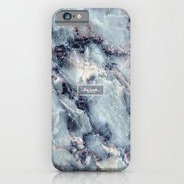 Marble Ocean iPhone Case
