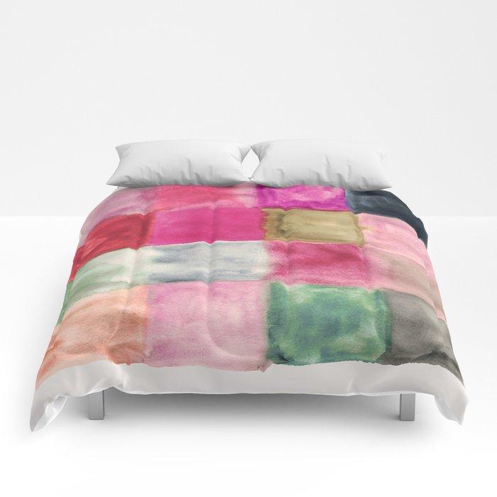 colour + pattern 7 Comforters