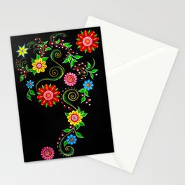 Ukrainian mood Stationery Cards