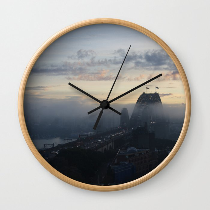 Harbour Wall Clock