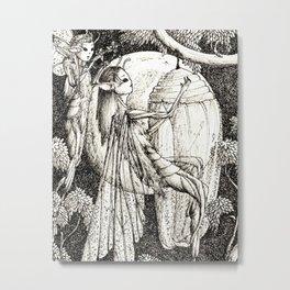 Coming of age Metal Print