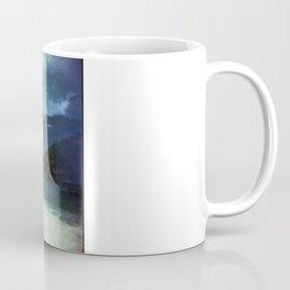 Tropical Island Multiple Exposure Coffee Mug