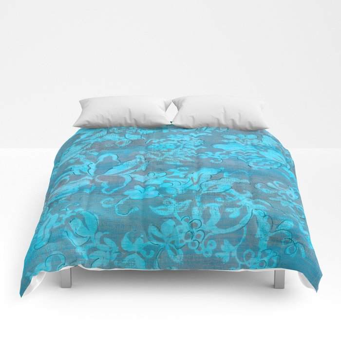 I have the blues Comforters