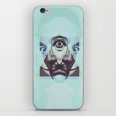 salvador illuminat iPhone & iPod Skin