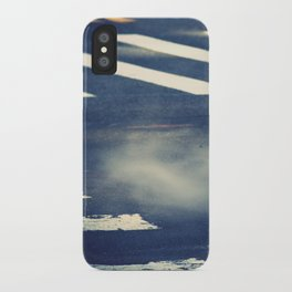 Street Smoke iPhone Case