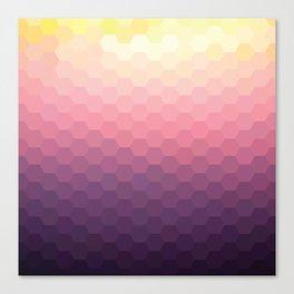 Sundown Honey Canvas Print