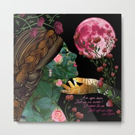 A Midsummer Night's Dream Metal Print