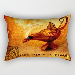 Once Upon A Time Fairy Tale  Rectangular Pillow