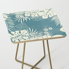 Tropical pattern 047 Side Table