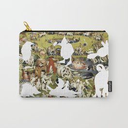 Bosch Creatures/Garden of Earthly Delights II Carry-All Pouch