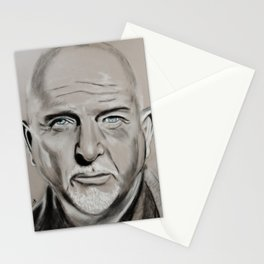 Peter Gabriel Stationery Cards