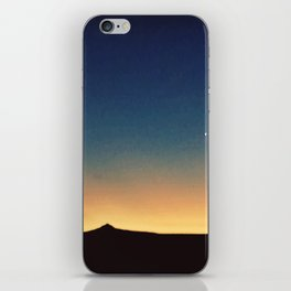 Southwestern Sunset iPhone Skin