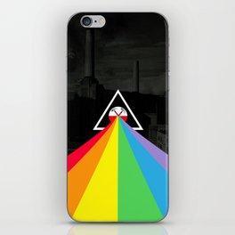 Floydian collage PinkFloyd iPhone Skin