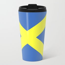 Saint Alban flag Travel Mug