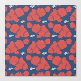 Fish 3 Canvas Print