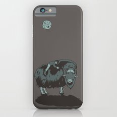 Muskox by moonlight Slim Case iPhone 6s