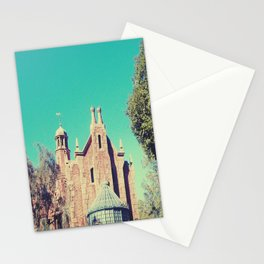 Mansion Architecture Closeup 1 Stationery Cards