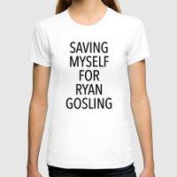 ryan gosling T-shirts featuring Gosling by ClicheZero