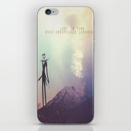 |LOST IN TIME| iPhone Skin