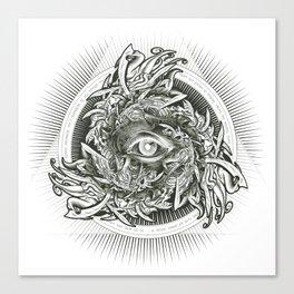 Storm of Swords Canvas Print