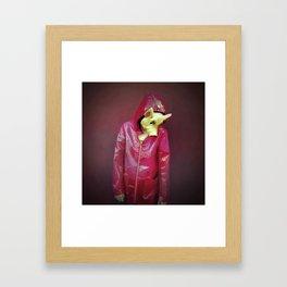 Slump Framed Art Print