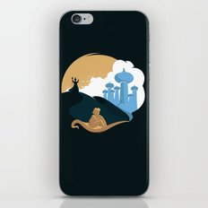 Aladdin iPhone & iPod Skin