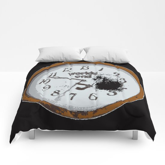 Worlds End Comforters