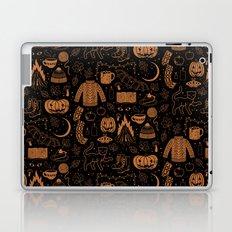 Autumn Nights: Halloween Laptop & iPad Skin