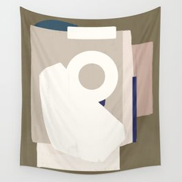 Branded Abstract 8 Wall Tapestry