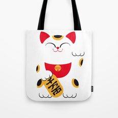 Japan Serie 4 - MANEKI NEKO Tote Bag