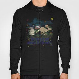 Rabbit and the Turtle Hoody