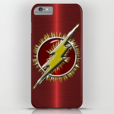 Electrified Flash iPhone 6s Plus Slim Case