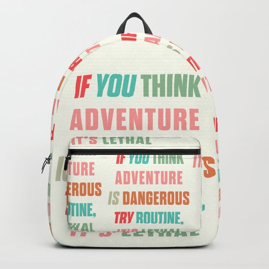 Paulo Coelho quote, if you think adventure is dangerous, try routine, it's lethal, wanderlust quotes by stefanoreves