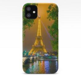 Eiffel Tower iPhone Case