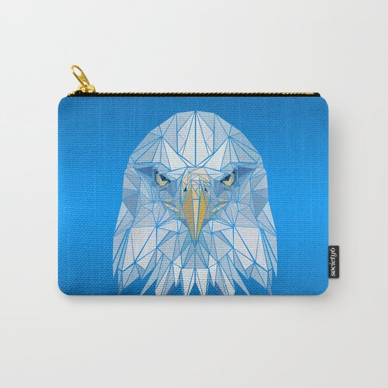 Blue Eagle Carry-All Pouch