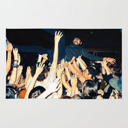 Stage Diving Rug