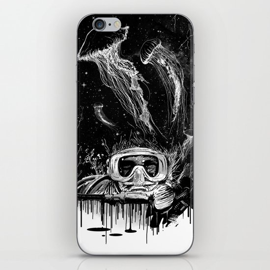 Underwater Vision iPhone Skin