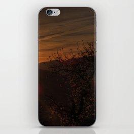 El ultimo almendro iPhone Skin