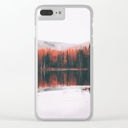 Chena Clear iPhone Case