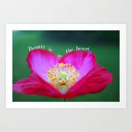 Red poppy art prints society6 mightylinksfo