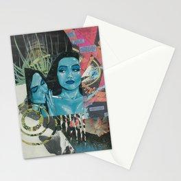 gemini season 2 Stationery Cards