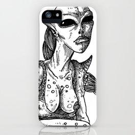 HELL'S ZODIAC - VIRGO iPhone Case