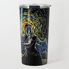 Force in the  night Travel Mug