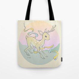 Unifawn (color) Tote Bag