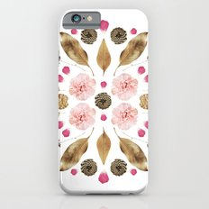 BOTANICAL COLLAGE N2 Slim Case iPhone 6s