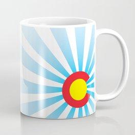 Colorado Sunrise Coffee Mug