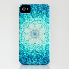 Blue Waves Slim Case iPhone (4, 4s)