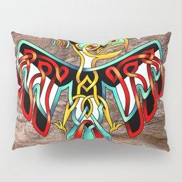 Thunderbird-knot Pillow Sham