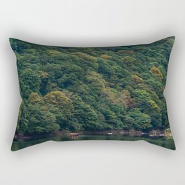 Gone with the Boat Rectangular Pillow